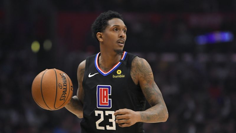 Lou Williams To Spend 10 Days in Quarantine, Will Miss Games