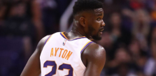 Suns C Deandre Ayton Set to Return From Suspension vs. Clippers