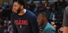 Agent: Pelicans' Davis will enter free agency in 2020