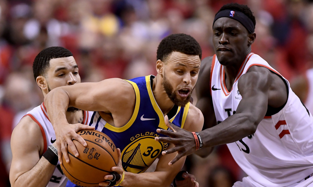 With Steph Curry Smothered, the Warriors Must Get Creative With Draymond Green