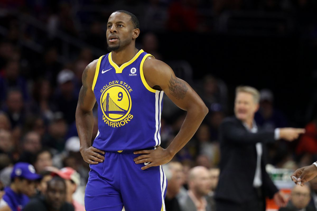 Warriors' Andre Iguodala alludes to retirement, fine with NBA playoff workload