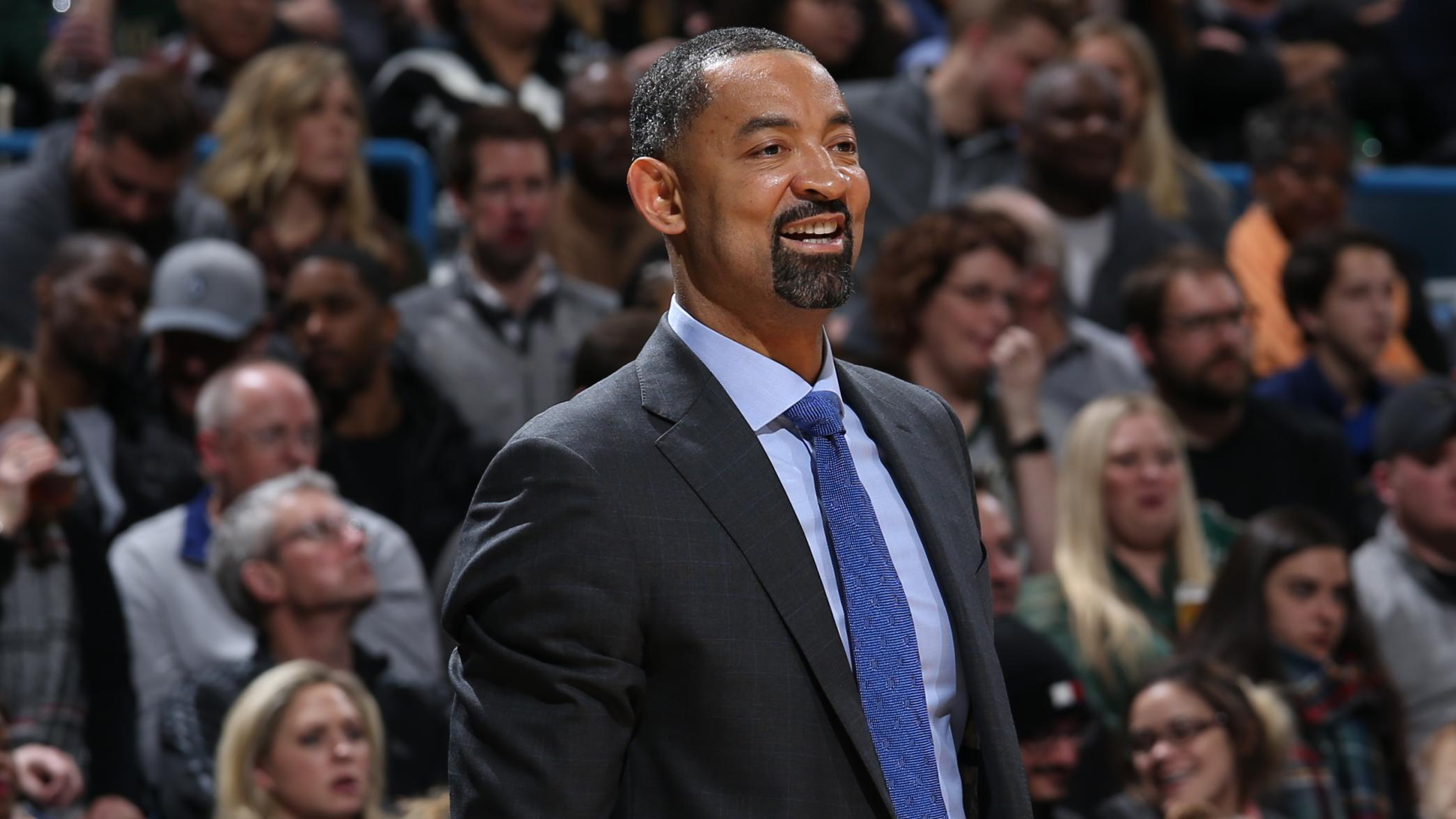 Michigan hires Juwan Howard as its next coach