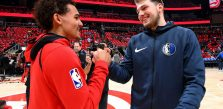 Young, Doncic lead 2018-19 All-Rookie First Team