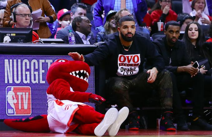 'Break from Drake': Milwaukee radio station bans rapper's music during Raptors-Bucks series