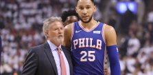 'Beyond his years': Sixers coach defends under-fire Simmons