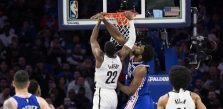 NBA says Nets' Allen was fouled late in Game 4