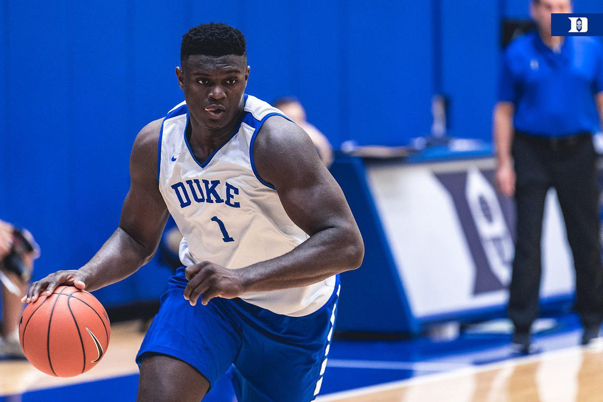 Answering Zion's big NBA draft questions now