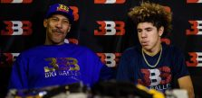 Lonzo Ball sticks dagger into dad's business over alleged missing alt=