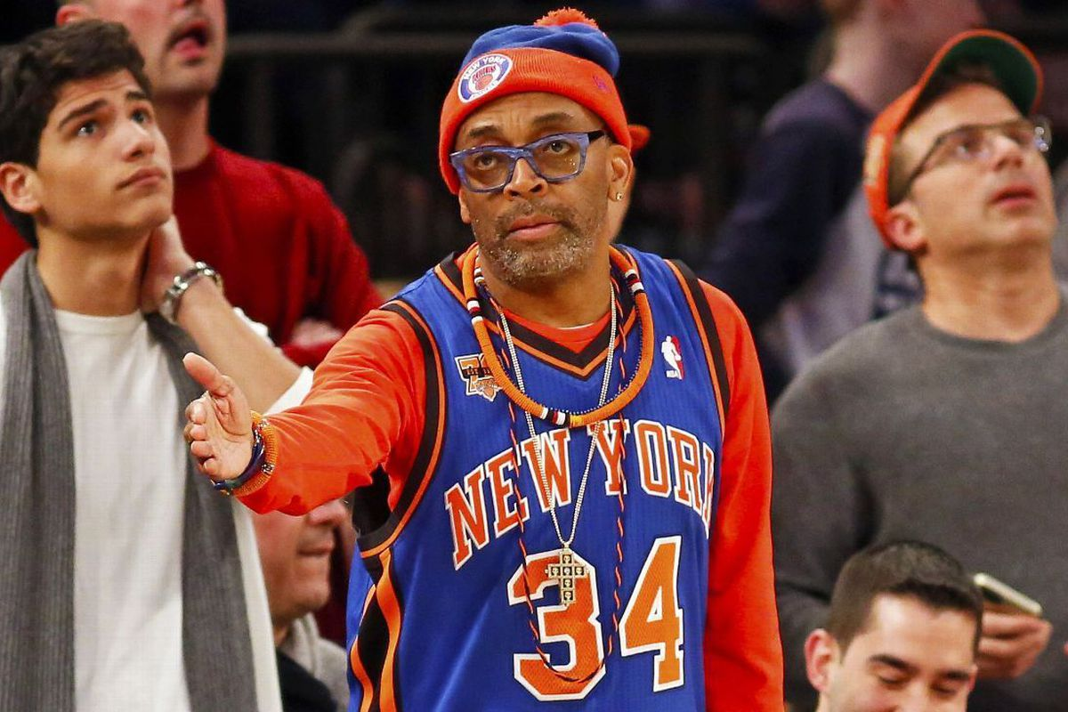 Even Spike Lee wasn't happy the tanking Knicks beat the Spurs