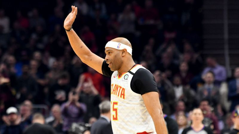 Vince Carter Officially Retires After 22-Year Career