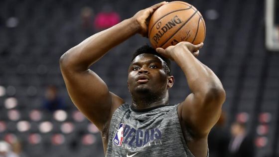 Pelicans Expect Zion to Play on January 22 vs. Spurs