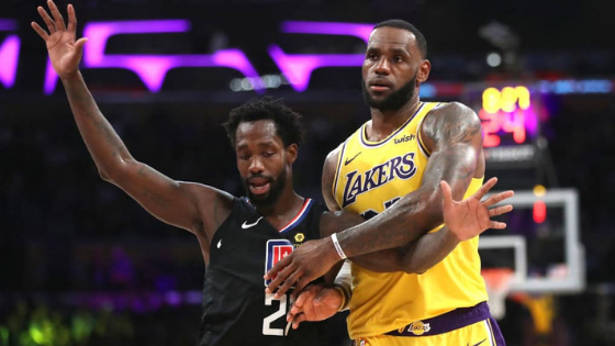 Patrick Beverley Calls Out Media For Showing LeBron Highlights After Loss
