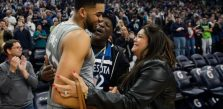 Mother of Karl Anthony-Towns Dies of Coronavirus Complications