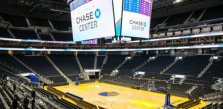 Warriors to Play Nets With No Fans at Chase Centre