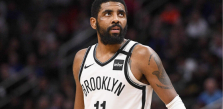 Kyrie Irving Voted VP of Players' Union