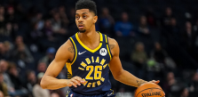 Pacers' Jeremy Lamb to Miss Season With Knee Injury
