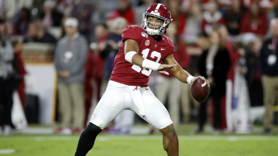 Tagovailoa Will Leave Alabama to Enter NFL Draft