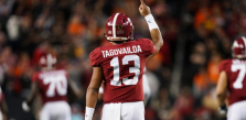 Tagovailoa Yet To Confirm NFL Draft Entry, According to Saban