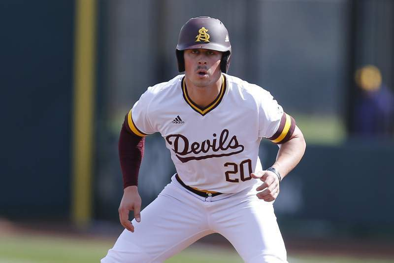 Tigers Take ASU's Spencer Torkelson With No.1 Pick