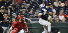 Brewers v Nationals: Lineups & Rosters