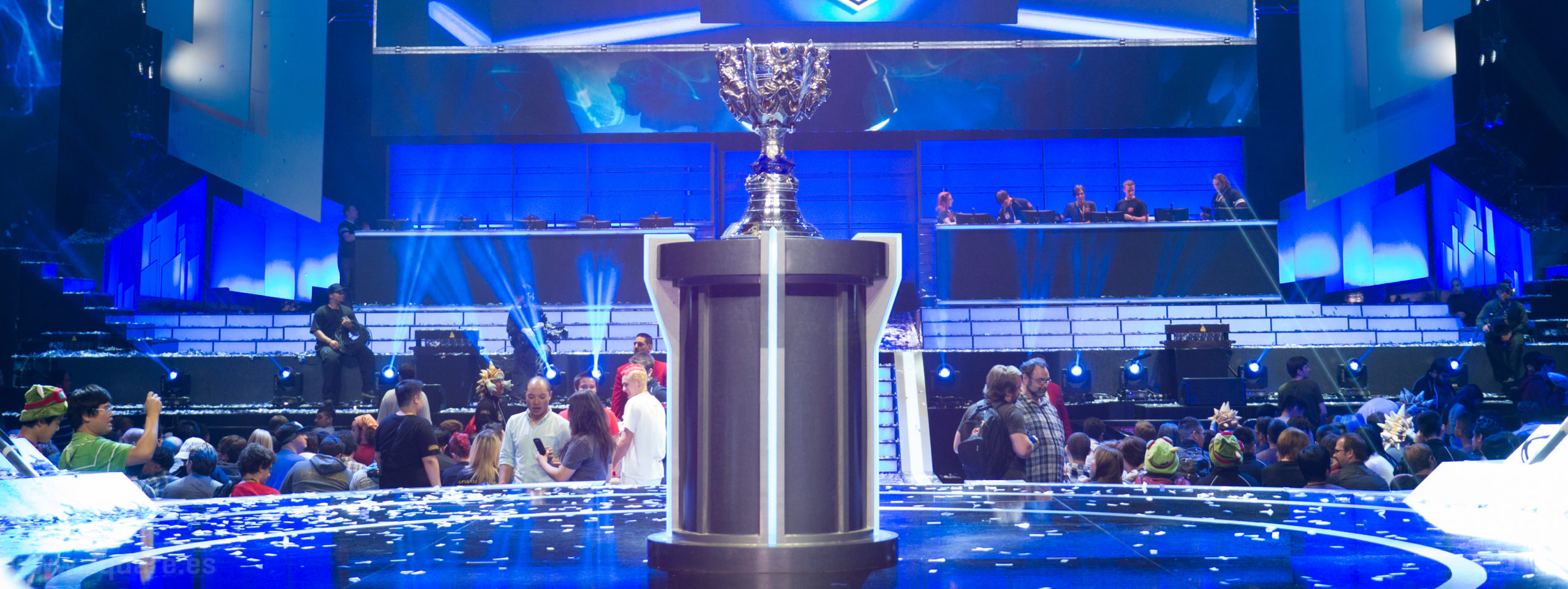 Opening Odds for 2021 League Of Legends World Championships